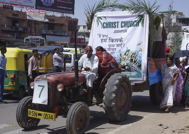 Easter Parade - Jodhpur, Rajasthan