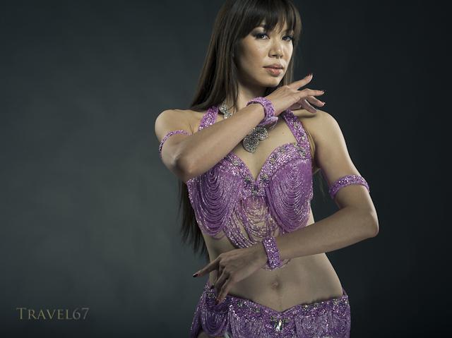 Miyuki the Belly Dancer