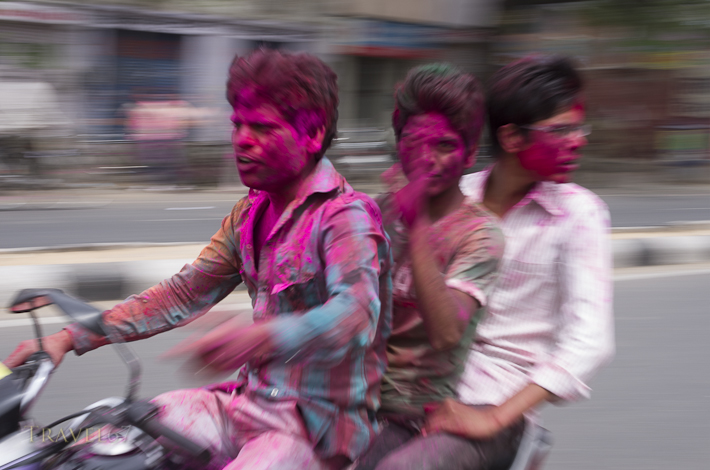 Holi Festival - Jaipur, India