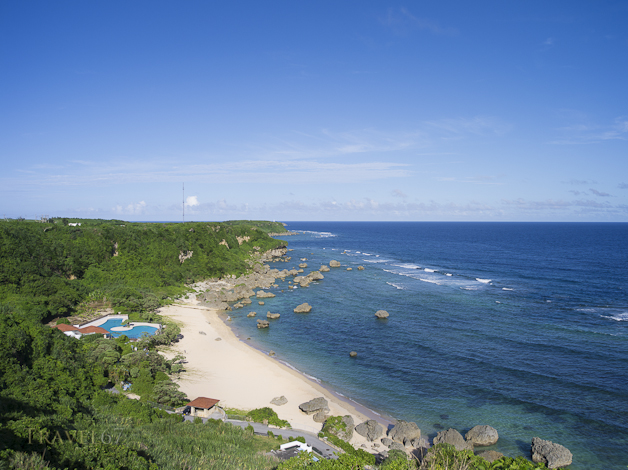 Boroga Beach - Miyako Island, Okinawa, Japan