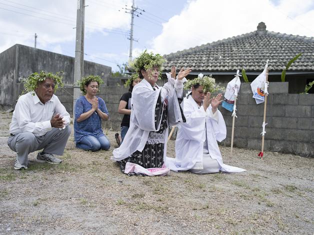 Unjami Festival - Kouri Island, Okinawa
