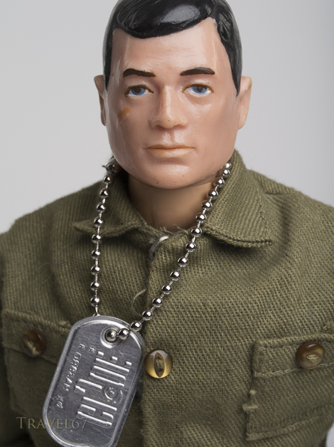 1964 GI Joe Action Figure