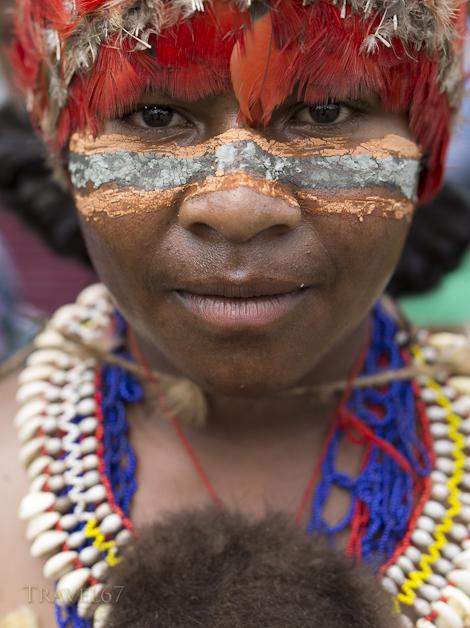 Goroka Show - Papua New Guinea