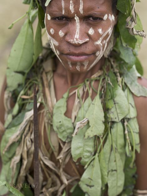 Andase Singsing Group, Kainantudis, Eastern Highlands Province - Goroka Show, Papua New Guinea