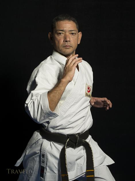 Satoshi Toyama 9th dan Goju Ryu Karate