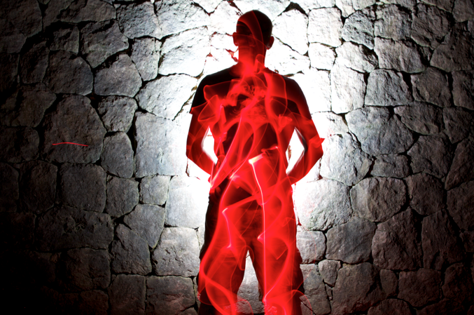 Light Painting 2013 Kevin Kelly