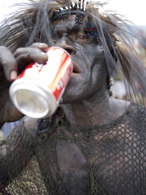 Coca Cola in Papua New Guinea