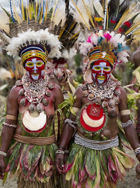 Goroka Show, Papua New Guinea