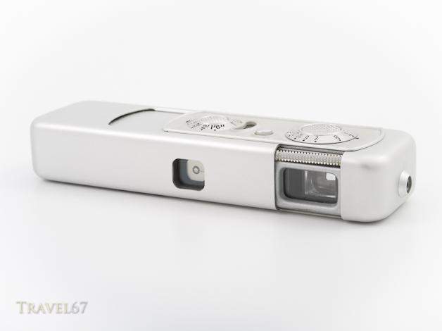 Minox Wetzlar III Sub-Miniature Spy Camera
