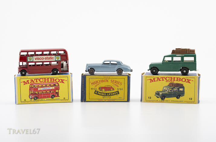 Matchbox Die-cast Toy Cars