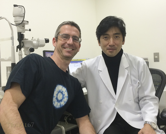 Dr Kubo the consultant