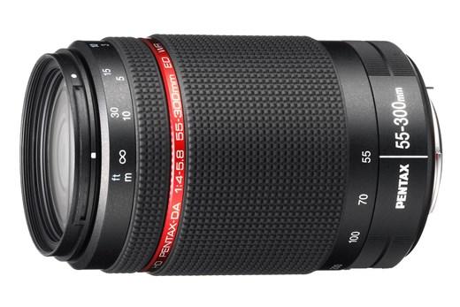 HD PENTAX-DA 55-300 mm F4-5.8ED WR