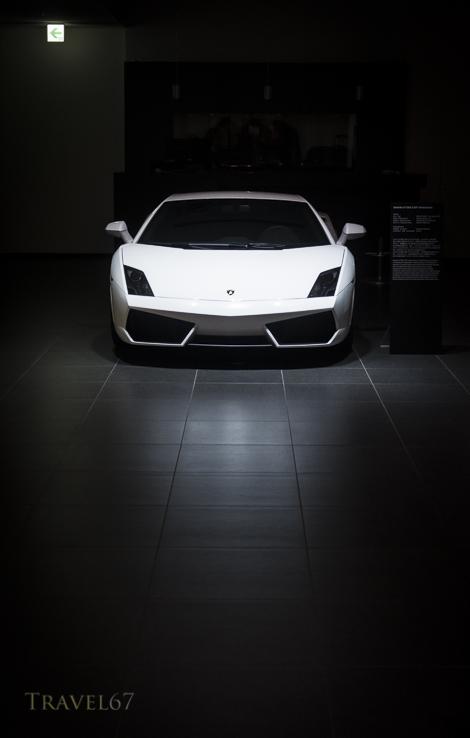 Lamborghini Dealership, Osaka, Japan