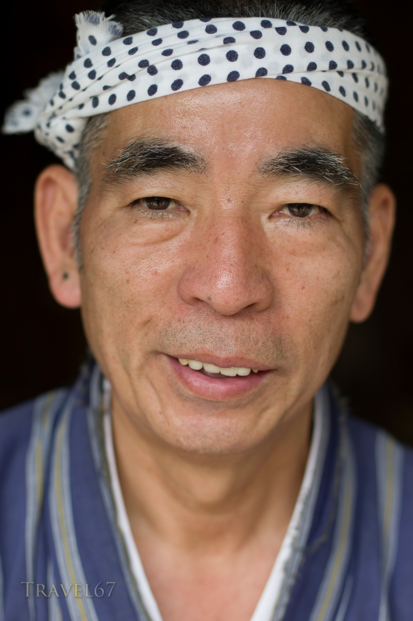 Okinawan Man - Pentax K3 with Pentax smc DA* 55mm 1:1.4 SDM