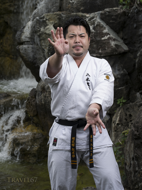 Ippei Yagi -  Meibukan Karate -
