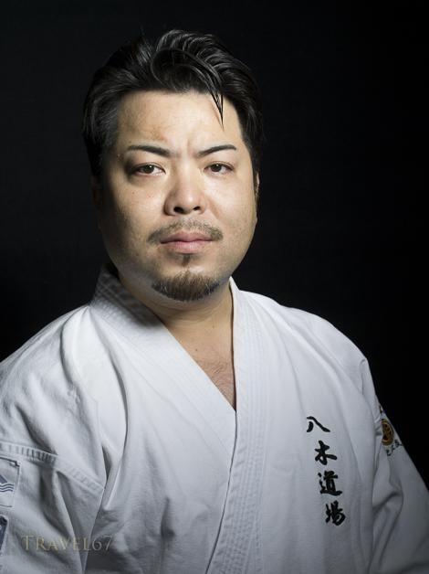 Ippei Yagi -  Meibukan Karate