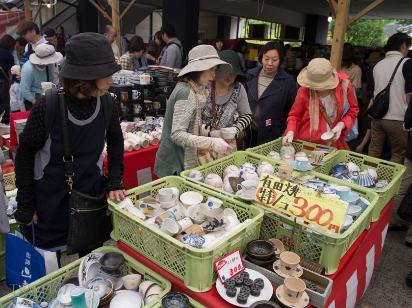 Arita Porcelain Fair