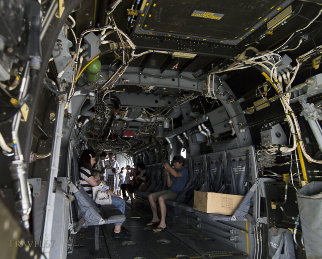 V-22 Osprey at Futenma Flightline