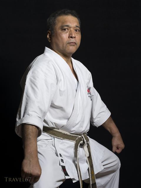 Tetsu Gima, Hanshi 9th Dan, Okinawa Goju-ryu Karate - Jundokan