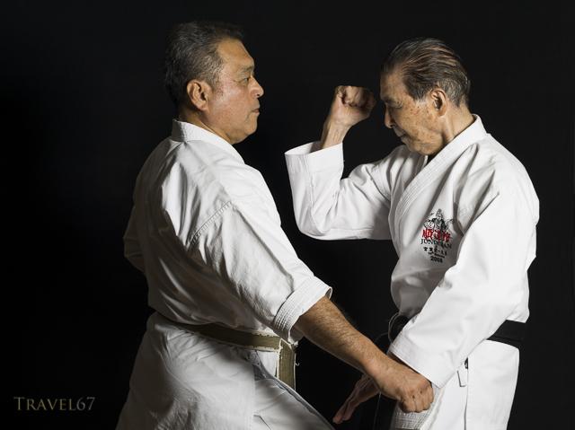 Tetsunosuke Yasuda, 10th Dan, Okinawa Goju-ryu Karate - Jundokan.