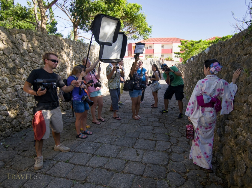 July 2014 Off Camera Flash Class