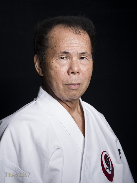 Eishou Nakazato, Hanshi 10th Dan Shorin-ryu , All Okinawa Shorin-ryu Karatedo Association