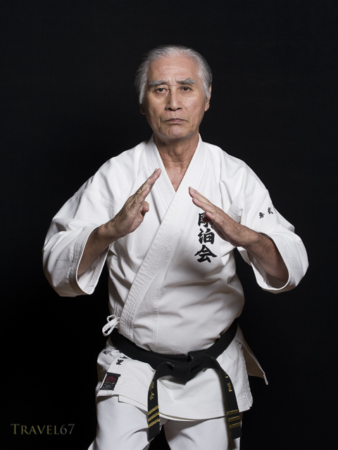 Kazuo Uezato, Goju-Ryu 8th dan