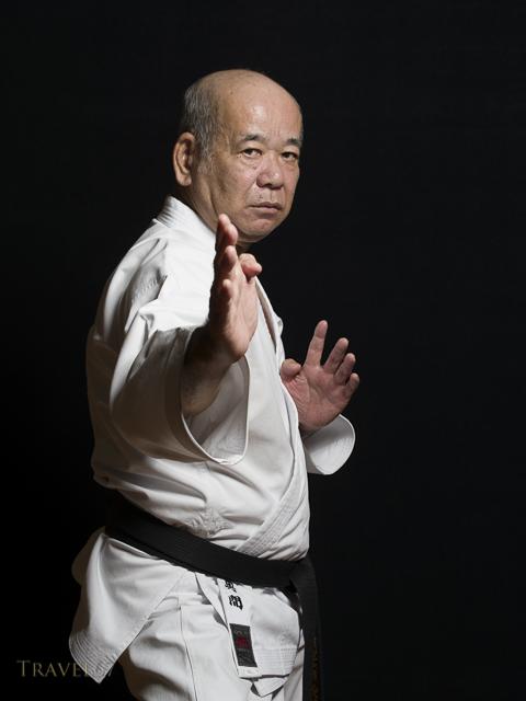Takashi Okuma, Hanshi 9th Dan Okinawa Goju-ryu Karatedo Kushinkan