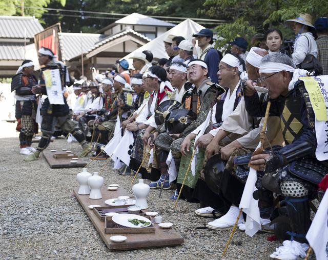 Soma Nomaoi Festival, Nakamura Jina, Soma, Fukushima