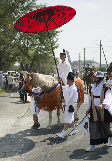 Soma Nomaoi Samurai Horseman Festival