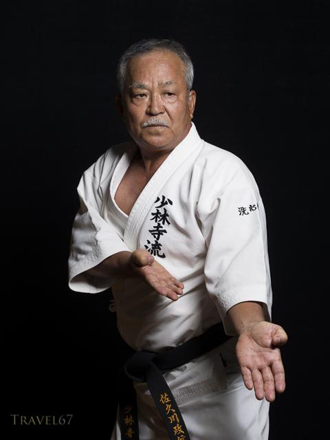 Masanobu Sakugawa 9th Dan, Shorinji-ryu