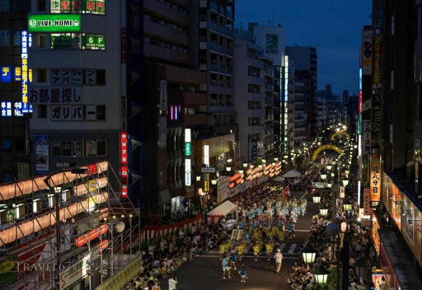 Koenji Awa Odori, Tokyo
