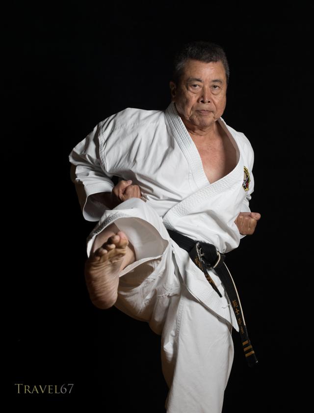 Yoshitaka Taira, 10th dan World Matsubayashi-ryu (Shorin-ryu)