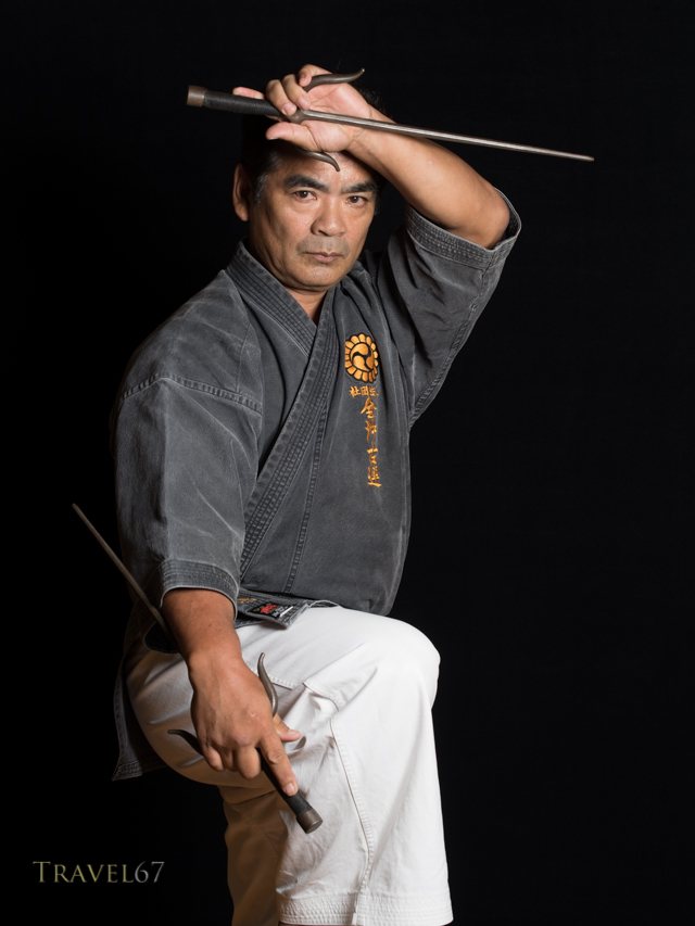 Hitoshi Oyakawa, 8th dan Shorinji-ryu.