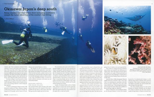 Action Asia - Okinawa: Japan's deep south