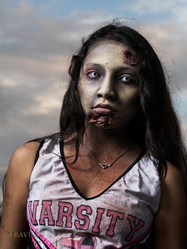 Zombie Walk, Okinawa, Japan