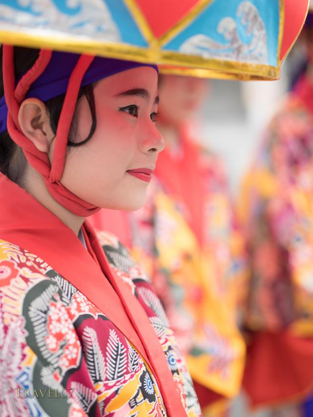 Shuri Castle Festival, Naha