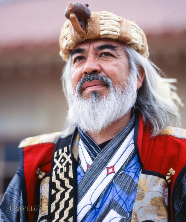 Ainu, the indigenous people of Hokkaido