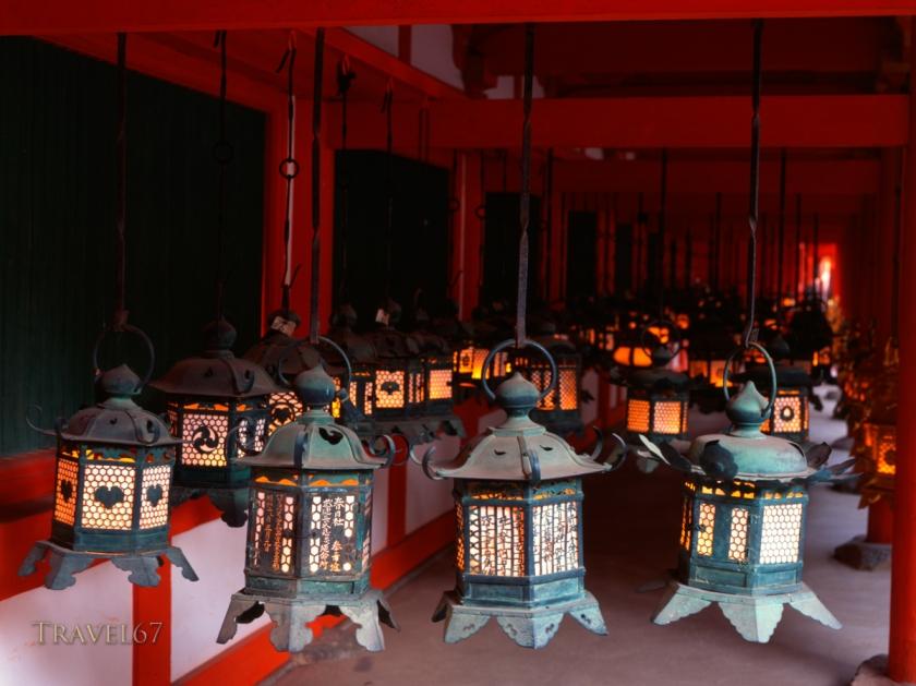 Kasuga Grand Shrine, Nara, Japan
