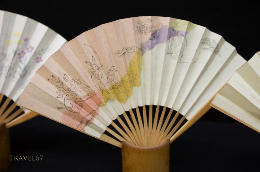 Handmade Fans, Kyoto