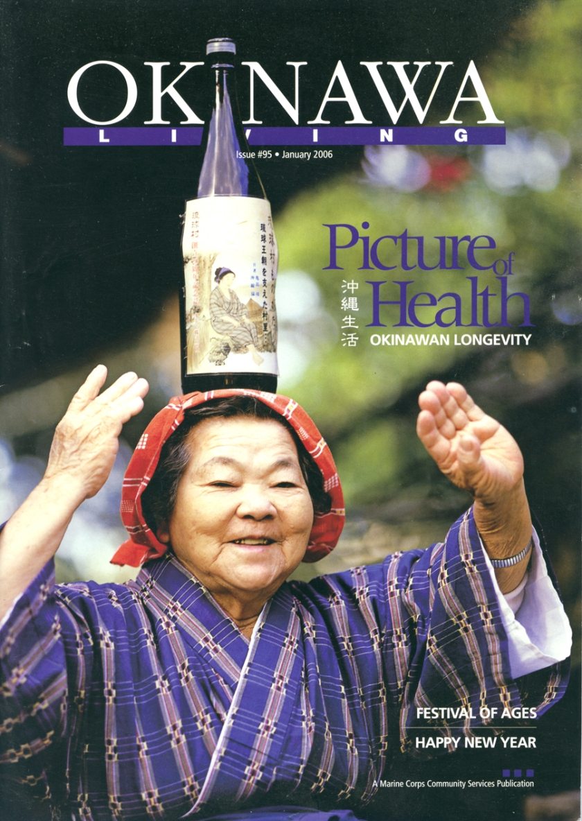 Okinawa Living Longevity Cover web 900