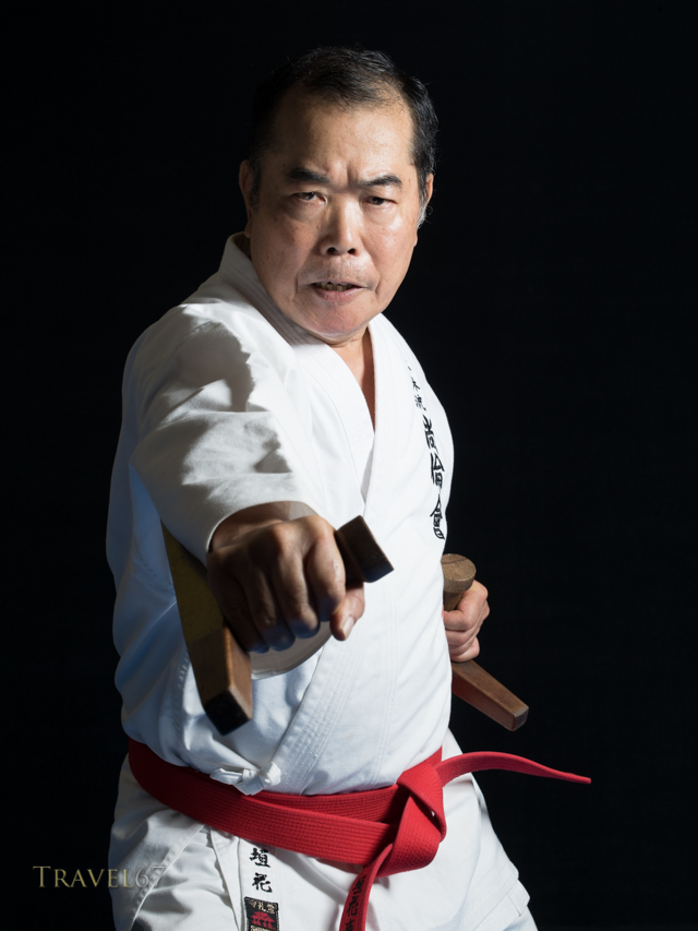 Keishun Kakinohana, 9th dan Okinawa Karate-do Shorin Ryu Shorinkai
