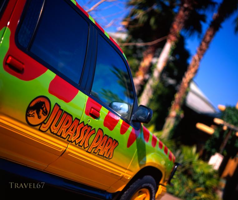 Jurassic Park at USJ