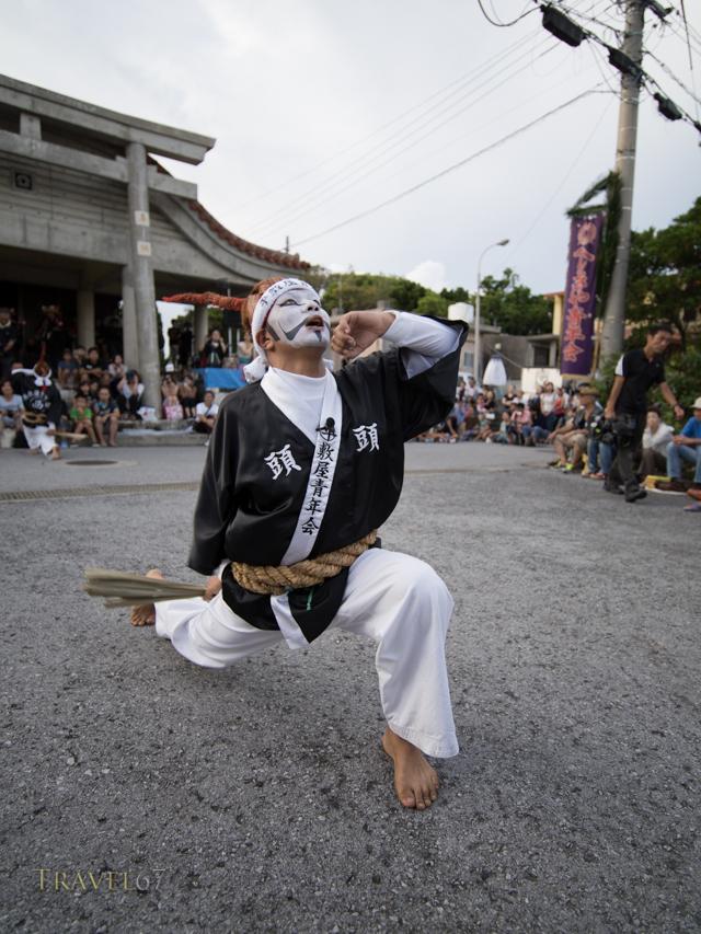 Heshikiya Eisa, Katsuren, Okinawa