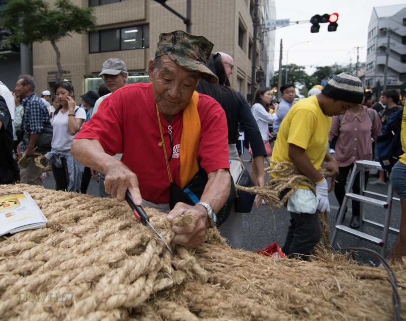 Naha Tug of War October 11th, 2015