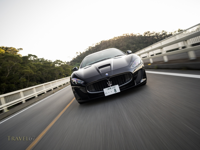 2015 Maserati GranTurismo MC Stradale sports car