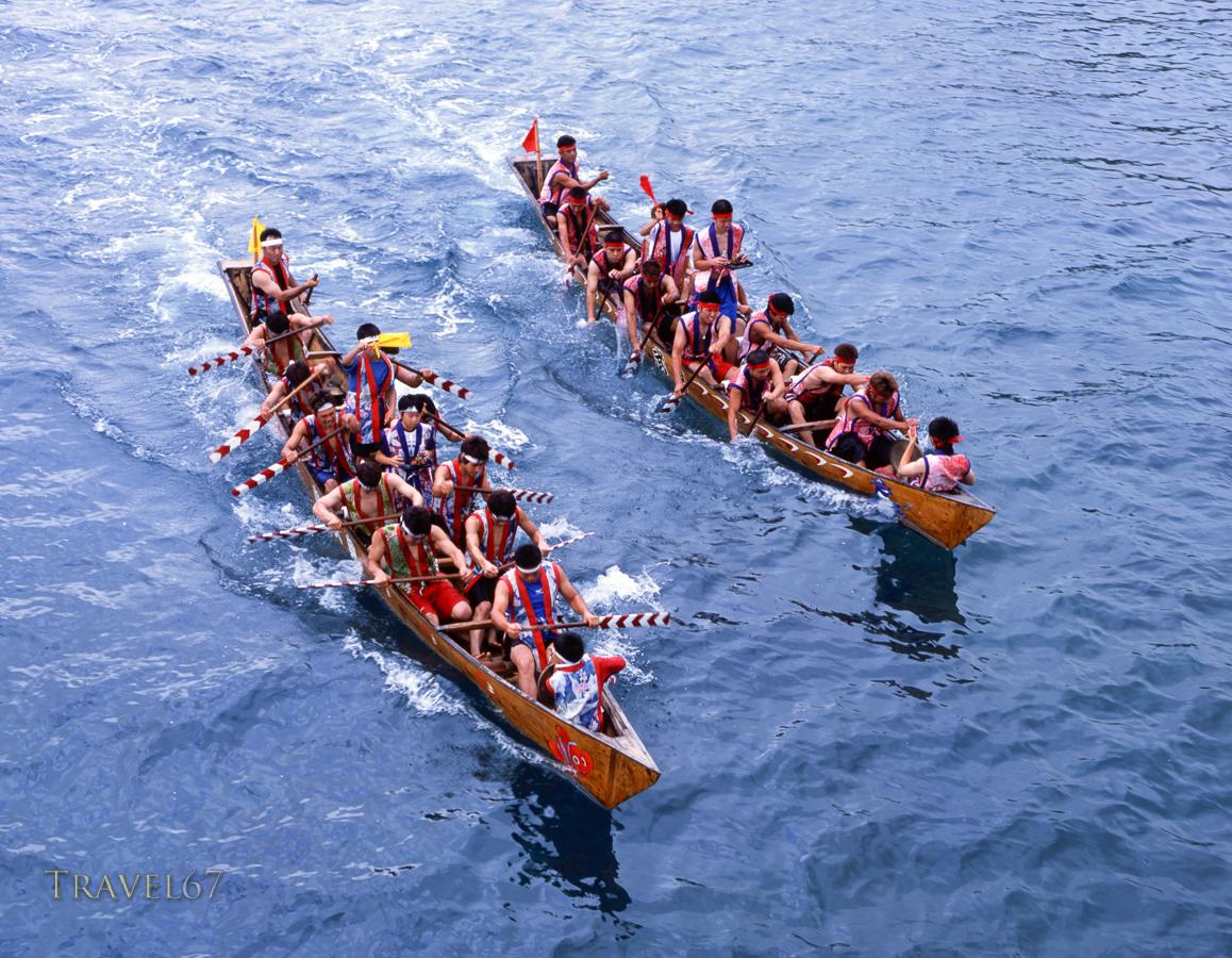 Haari, dragon boat racing, Okinawa