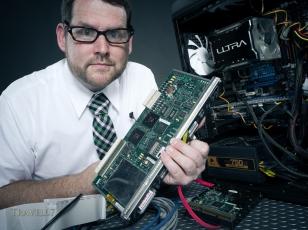 Computer Geek / Nerd