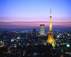 7_67tokyo45 Tokyo Skyline NightSE900