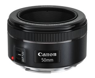 Canon EF 50mm f:1.8 STM